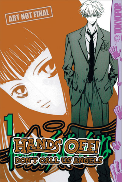 Image: Hands Off: Don't Call Us Angels Vol. 01 SC  - Tokyopop