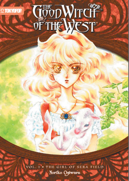 Image: Good Witch of the West Novel Vol. 1  - Tokyopop