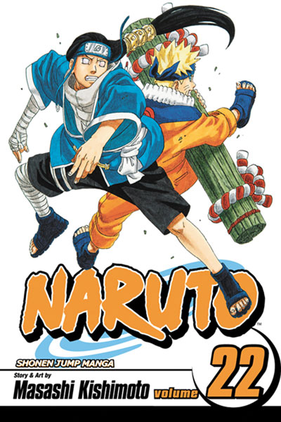 Image: Naruto Vol. 22 SC  - Viz Media LLC