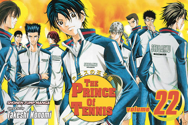 Image: Prince of Tennis Vol. 22 SC  - Viz Media LLC