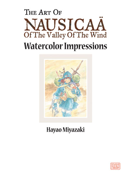 Image: Nausicaa of the Valley of the Wind: Watercolor Impressions HC  - Viz Media LLC