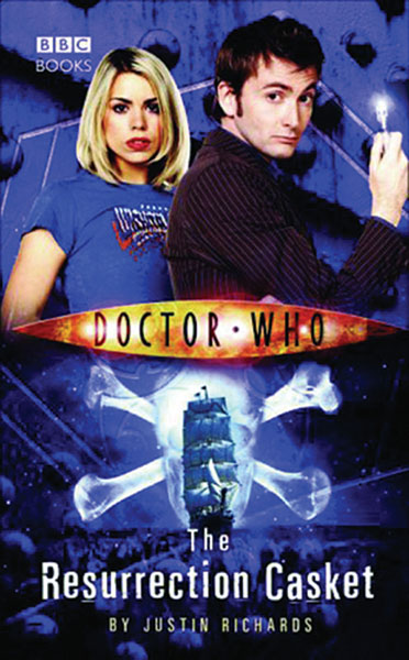 Image: Doctor Who: The Resurrection Casket HC  -