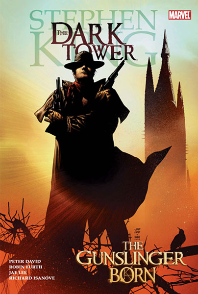 Image: Dark Tower: Gunslinger Born HC  - Marvel Comics