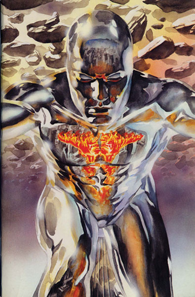 Image: Fantastic Four / Silver Surfer Poster Book  - Marvel Comics