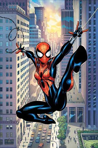 Image: Amazing Spider-Girl #1 Poster  - Marvel Comics