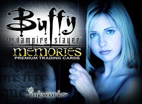 Image: Buffy the Vampire Slayer Memories Card Collector Album  -