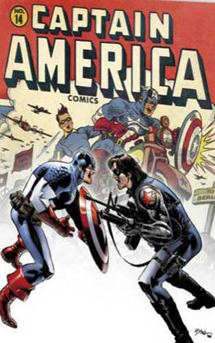 Image: Captain America: Winter Soldier Vol. 02 SC  - Marvel Comics