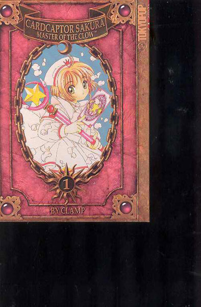 Image: Cardcaptor Sakura: Master of the Clow Vol. 01 SC  - Tokyopop