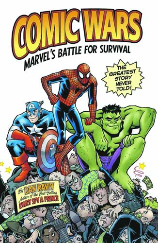 Image: Comic Wars SC  - Marvel Comics