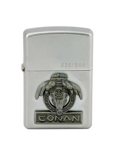 Image: Conan Limited Edition Zippo Lighter  - Dark Horse Comics