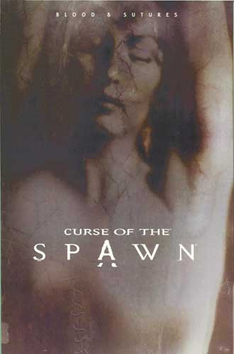 Image: Curse of the Spawn Vol. 02: Blood & Sutures SC  - Image Comics