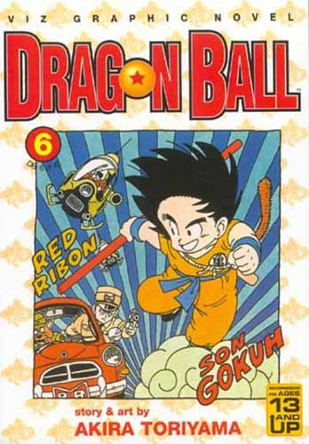 Image: Dragonball Vol. 06 SC  - Viz Media LLC