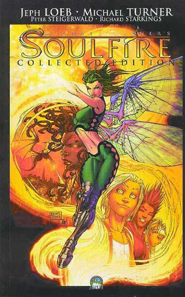 Image: Soulfire Collected Edition #1 - Aspen Entertainment