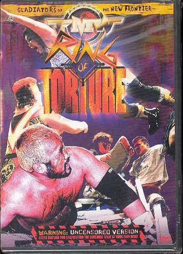 Image: FMW Vol. 5: Ring of Torture  (DVD) -