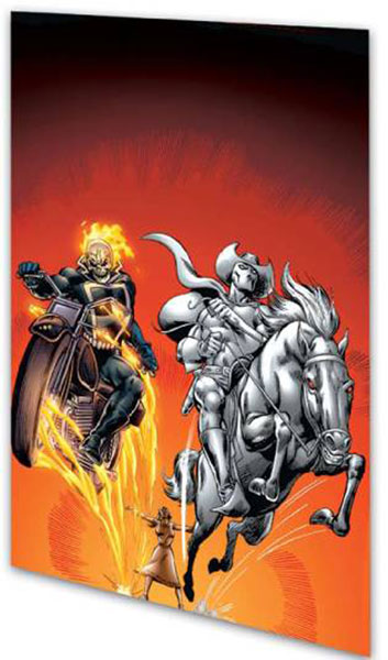 Image: Ghost Rider Team-Up SC  - Marvel Comics