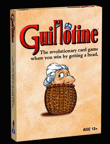 Image: Guillotine Card Game  -