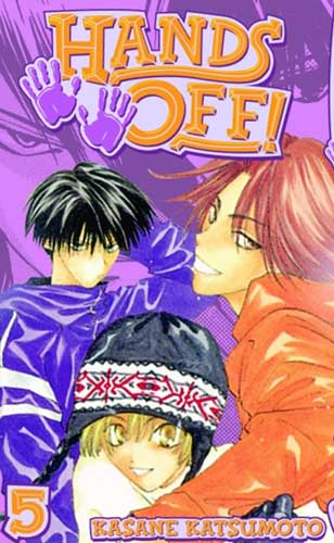 Image: Hands Off! Vol. 5 SC  - Tokyopop