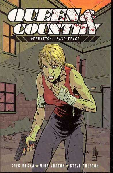 Image: Queen & Country Vol. 07: Operation Saddlebags SC  - Oni Press Inc.