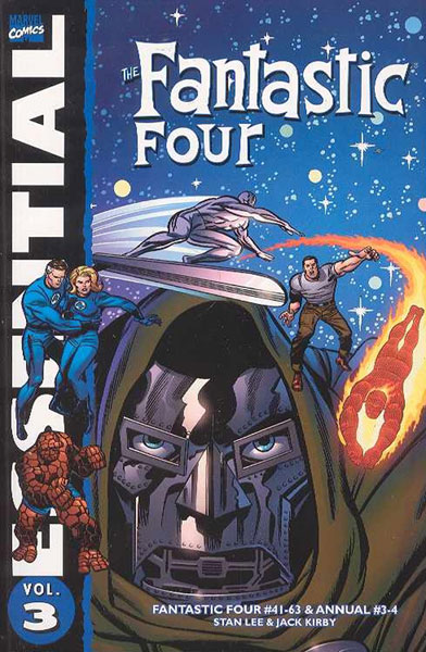Image: Essential Fantastic Four Vol. 03 SC  - Marvel Comics