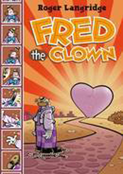 Image: Fred the Clown SC  - Fantagraphics Books