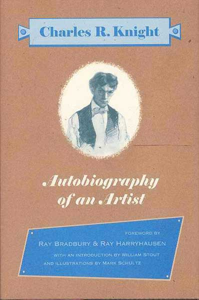 Image: Charles R. Knight: Autobiography of an Artist HC  - G.T. Labs