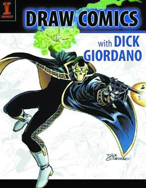 Image: Draw Comics with Dick Giordano SC  -