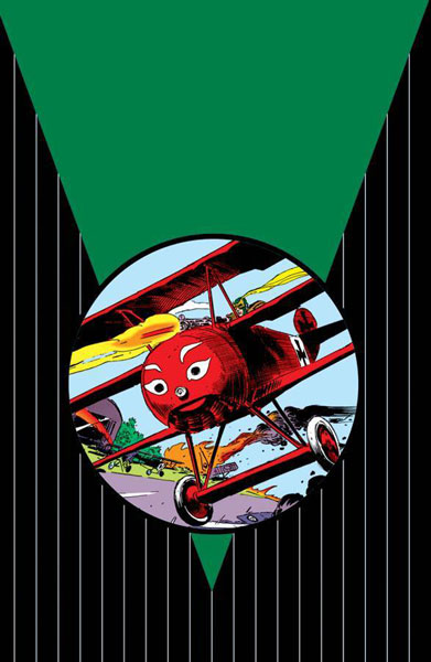 Image: Enemy Ace Archives Vol. 02 HC  - DC Comics