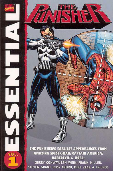 Image: Essential Punisher Vol. 01 SC  (new printing) SC - Marvel Comics