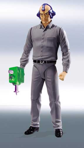 Image: Silver Age Superman Series 1 Action Figure: Lex Luthor  -