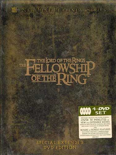Image: Lord of the Rings: The Fellowship of the Ring - Extended Cut Special Edition  -