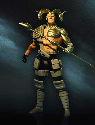 Image: Kingdom Come Series 3 Action Figure: Magog  -