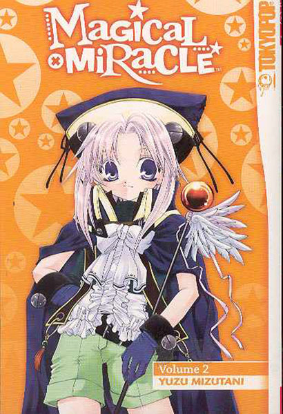 Image: Magical X Miracle Vol. 02 SC  - Tokyopop