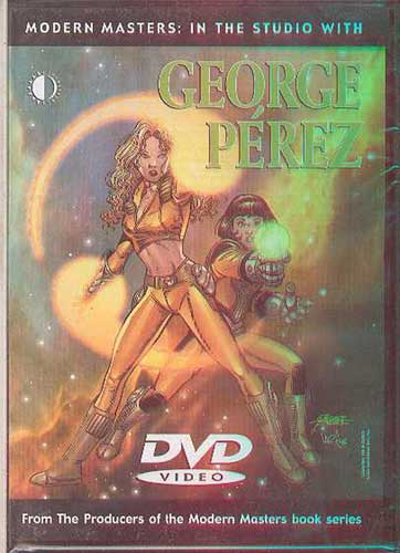 Image: Modern Masters: In the Studio with George Perez  (DVD) -
