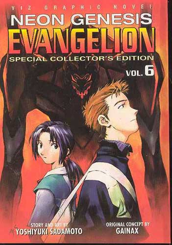 Image: Neon Genesis Evangelion Vol. 06 - Collector's Edition SC  - Viz Media LLC