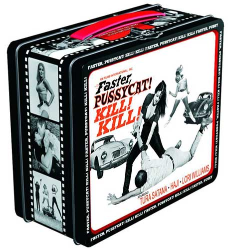 Image: Faster Pussycat, Kill! Kill! Lunch Box  -