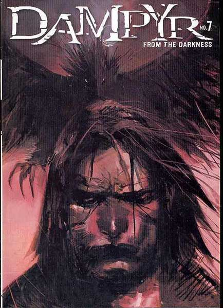 Image: Dampyr #7: From the Darkness  - IDW Publishing