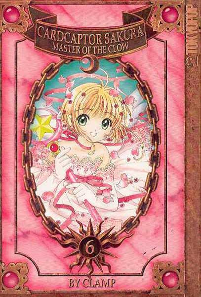 Image: Cardcaptor Sakura: Master of the Clow Vol. 06 SC  - Tokyopop