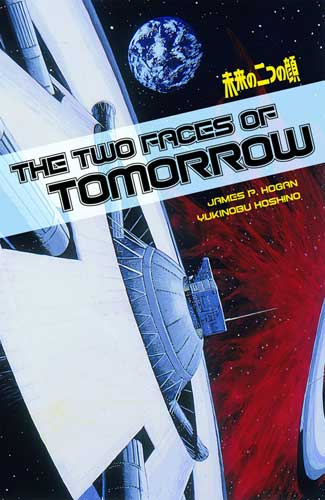 Image: Two Faces of Tomorrow SC  - Dark Horse Comics