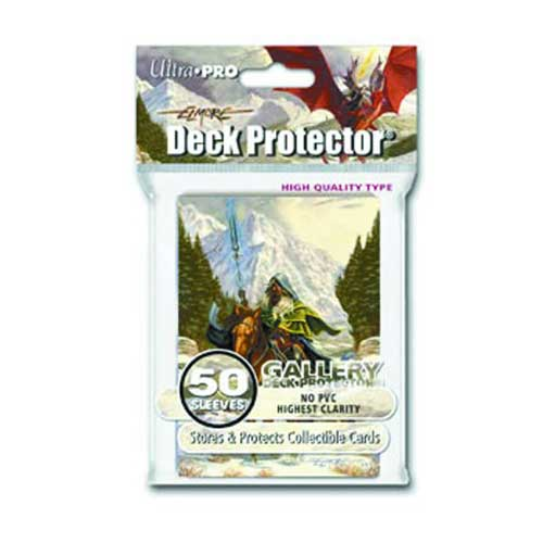 Image: Ultra Pro Larry Elmore Deck Protector Display: 2 Mammoths  -