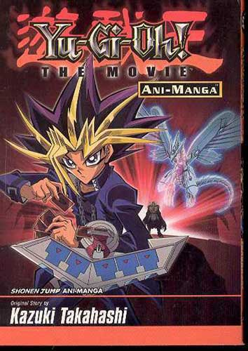 Image: Yu Gi Oh Movie Ani-Manga SC  - Viz Media LLC