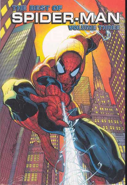 Image: Best of Spider-Man Vol. 03 HC  - Marvel Comics