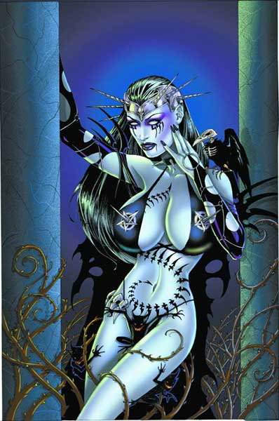Image: Tarot: Witch of the Black Rose Vol. 02 SC  - Broadsword