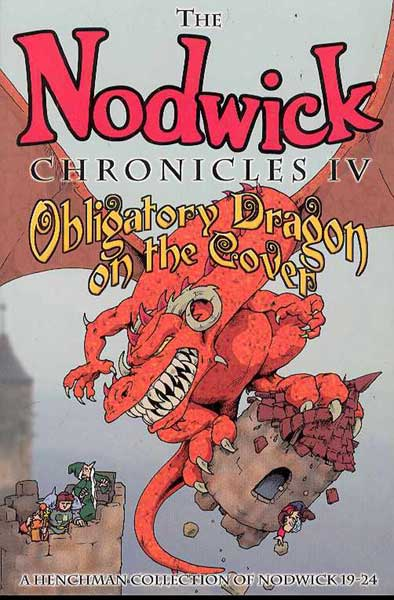 Image: Nodwick Chronicles Vol. 04 SC  - Do Gooder Press