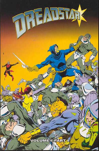 Image: Dreadstar Vol. 1 - Previews Exclusive Edition SC  -