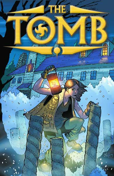 Image: The Tomb SC  - Oni Press Inc.