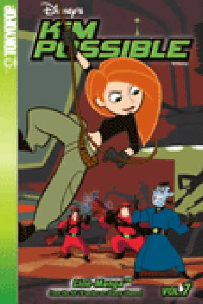 Image: Kim Possible Cine-Manga Vol. 07 SC  - Tokyopop Cine-Manga