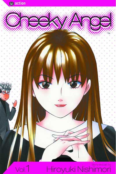 Image: Cheeky Angel Vol. 1 SC  - Viz Media LLC