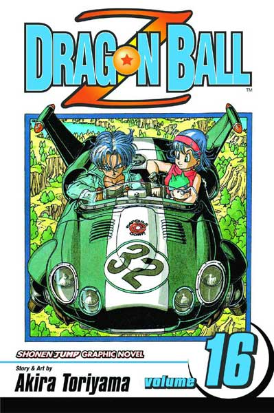 Image: Dragonball Z Vol. 16 SC  - Viz Media LLC