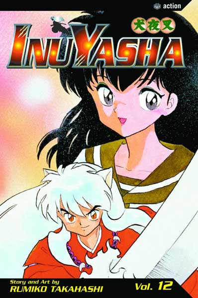 Image: Inuyasha Vol. 12 SC  - Viz Media LLC