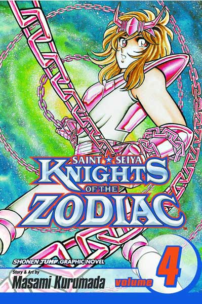 Image: Knights of the Zodiac Vol. 04 SC  - Viz Media LLC